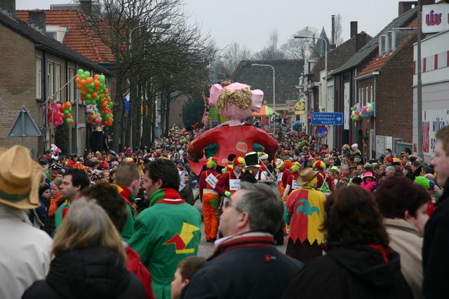 657289 - Carnaval. Optocht. D'n Opstoet van Tilburg in 2007.
