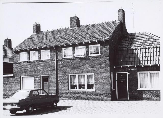 014468 - Panden Van Balenstraat 1 (rechts) en 3 (links)