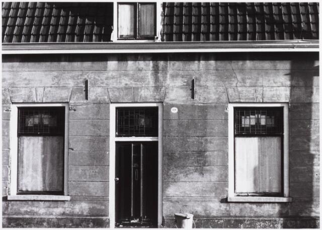 034412 - Lijnsheike 124; thans heet dit deel van de straat Von Weberstraat. De meeste huizen aan het Lijnsheike zijn inmiddels gesloopt.