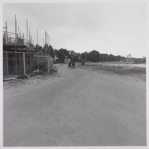 018254 - Engebeek in wijk De Blaak in opbouw
