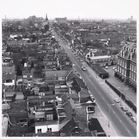 036730 - Panorama van Tilburg vanaf de watertoren