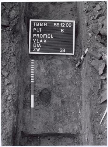 015744 - Archeologisch onderzoek in het pand Bokhamerstraat 13