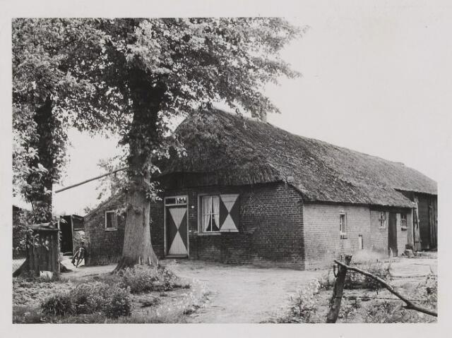 074666 - Oisterwijksedreef. Brabants Boerderijtje, momenteel Boerderij de  Schaapjes.