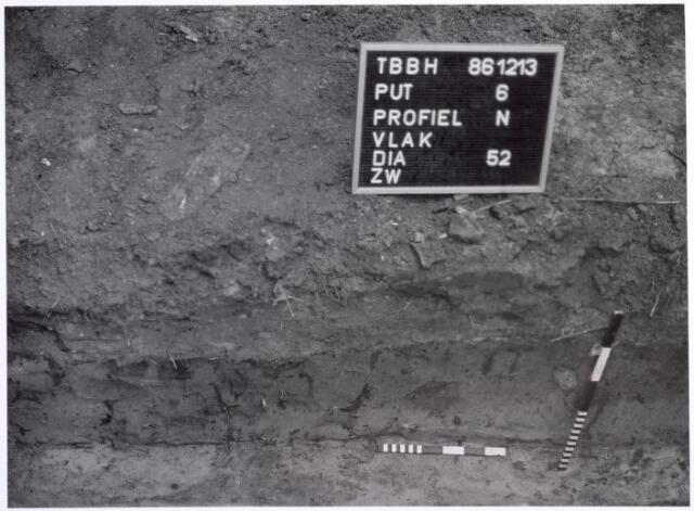 015766 - Archeologisch onderzoek in het pand Bokhamerstraat 13
