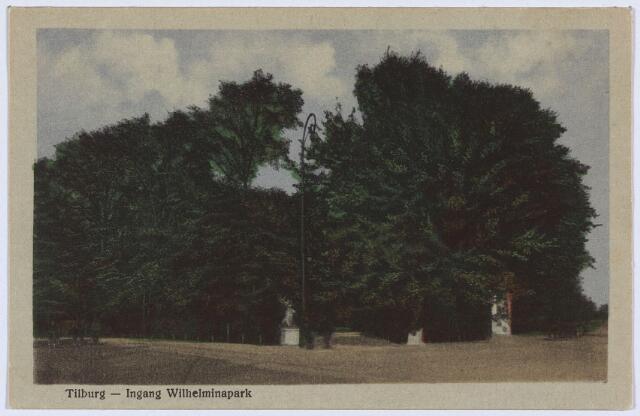 002862 - Ingang Wilhelminapark.