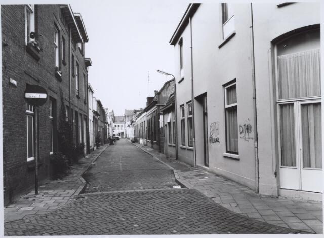 026314 - Mariastraat gezien vanuit de Langestraat.