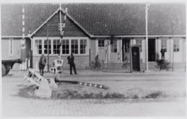 045639 - WO2 ; WOII ; Het grenskantoor Goirle/Poppel tijdens de Tweede Wereldoorlog.