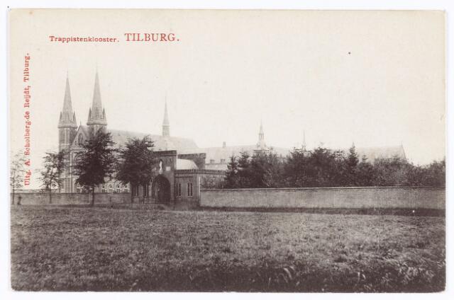 062160 - Kloosters. Abdij van Onze Lieve Vrouw van Koningshoeven aan de Eindhovenseweg 3