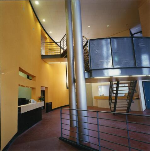 200383 - Interieur kantoor Vereniging Volkshuisvesting/ E.G.M. Architecten bv.