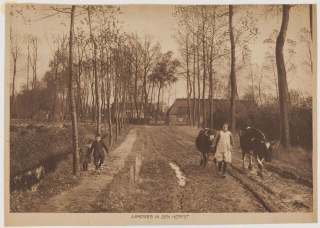 076518 - Het Brabantse plattelandsleven.