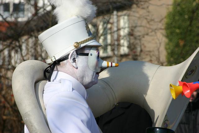 657253 - Carnaval. Optocht. D'n opstoet in Tilburg.