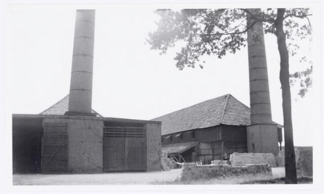 039701 - Steenfabriek J.B. Teurlings later Smulders en Teurlings, Dongenseweg 18.