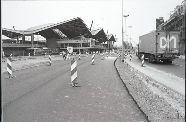 032073 - Spoorwegen: Station aan de Spoorlaan