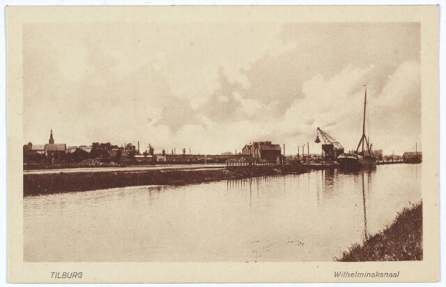 002749 - Losplaats aan het Wilhelminakanaal.