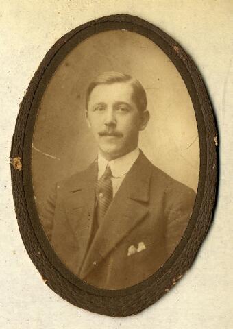 092276 - Antonius Maria Benedictus (Toon) van Croonenburg, geboren te Goirle op 11 juli 1887 en aldaar overleden op 19 november 1943.