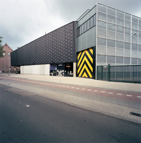 D-00641 - CAST - Pand 013 ter hoogte van de Tivolistraat