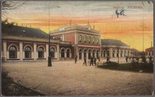 010670 - Station, Spoorlaan.