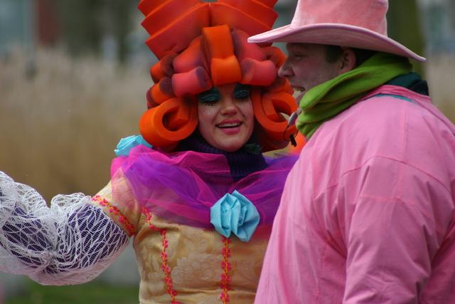 657235 - Carnaval. Optocht. D'n opstoet in Tilburg.