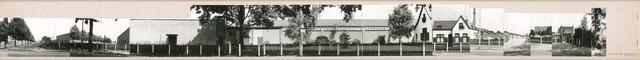 1625_0088 - Fotostrook; straatwand; panden aan de linten en hoofdverbindingswegen in het centrum van de stad; Afrikaanderstraat febriek v Puijenbroek / Goirleseweg oost; foto's werden tussen 1976 en 1985 gemaakt. (foto gemaakt in periode 1976-1985)