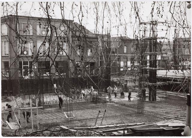 032583 - Bouwput hoogbouw aan het Stadhuisplein