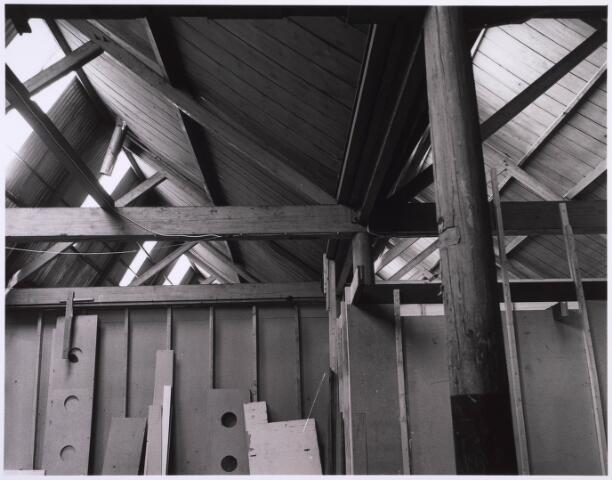 023205 - Duvelhok. Werkcentrum voor beeldende expressie. Interieur vóór de restauratie