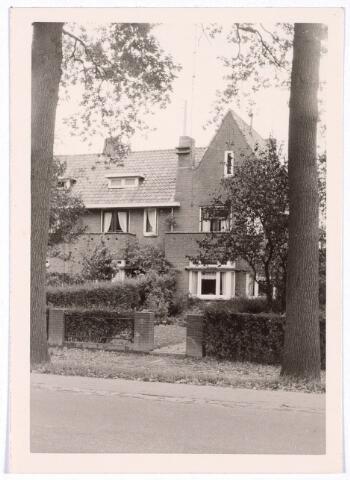 016177 - Pand Bredaseweg 351 eind 1963
