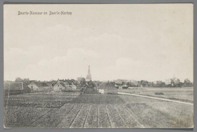 065455 - Baarle-Nassau en Baarle-Hertog