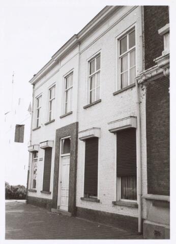 019196 - Kantoor van wollenstoffenfabriek Gebroeders Franken aan de Goirkestraat