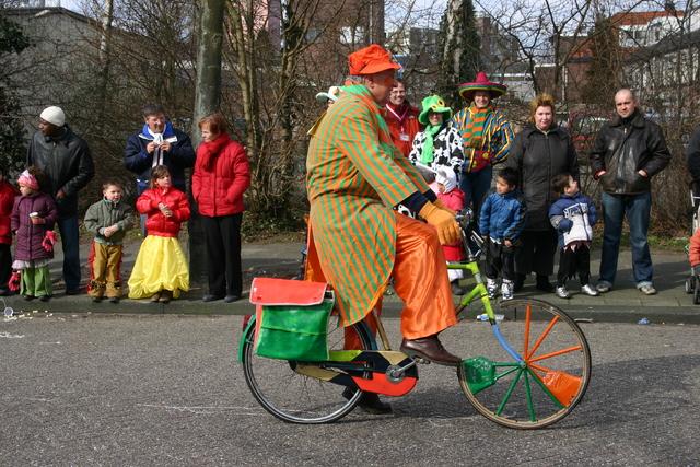 657260 - Carnaval. Optocht. D'n opstoet in Tilburg.