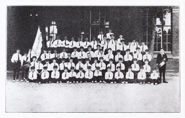 009704 - Zangkoor parochie den Besterd (1926)