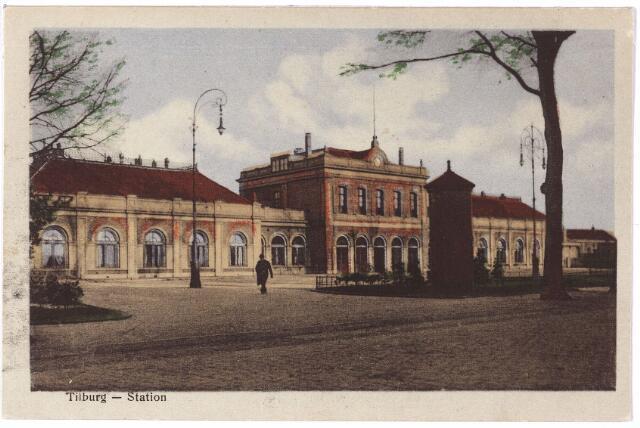002277 - Station, Spoorlaan.