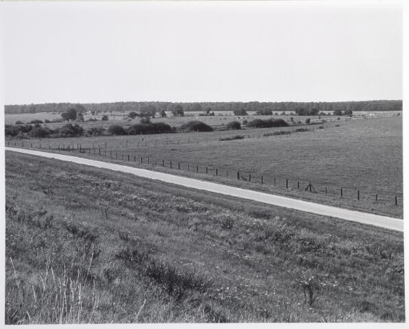 015350 - Landschap. Omgeving van e voormalige spoorlijn Tilburg - Turnhout, in de volksmond ´Bels lijntje´ genoemd