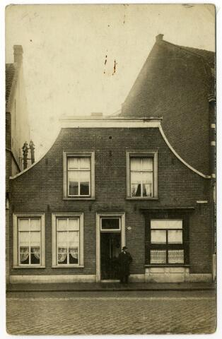 650366 - Schmidlin. In 1916 kocht Louis Schmidlin het pand Wilhelminapark 39 om het te verbouwen tot een moderne winkel met fotostudio.