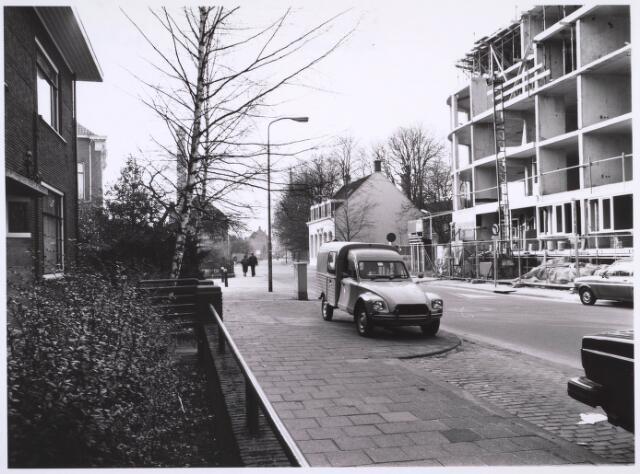 023131 - Nieuwbouw in de St. Josephstraat op de plaats van de voormalige wollenstoffenfabriek L. E. van den Bergh