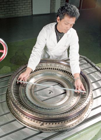 D-001822-1 - Topps (turbine overhaul power plant support; het bedrijf richt zich op het onderhoud van vliegtuigmotoren)/Chromalloy Turbine Support