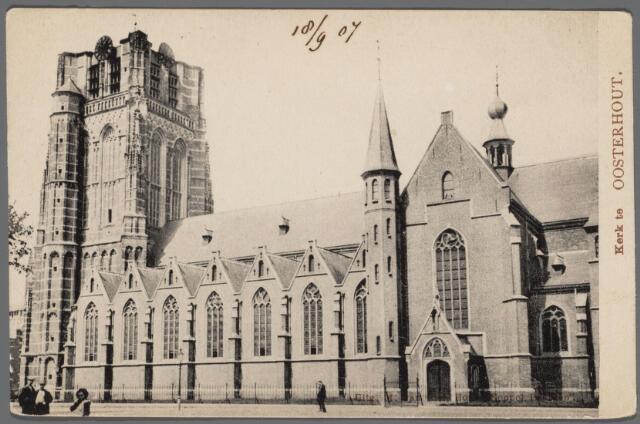 103023 - Kerken. R.K. St. Jansbasiliek.