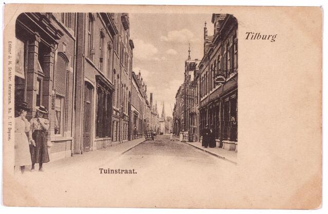 002692 - Tuinstraat richting Heuvel.