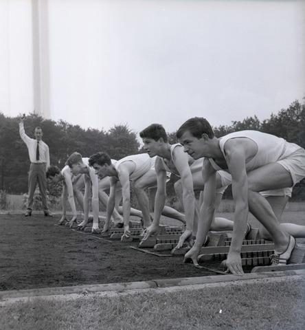 654575 - Cultuur. Sportwedstrijd.