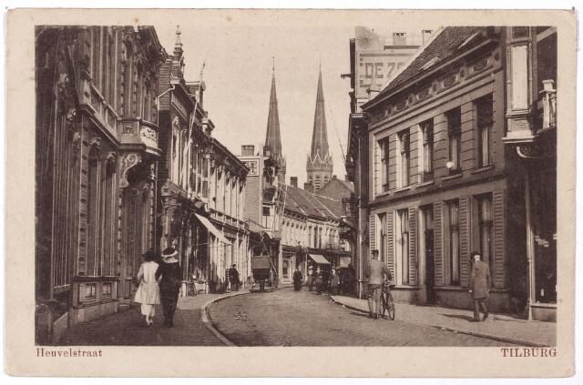001089 - Heuvelstraat tussen Heuvel en Willem II-straat.