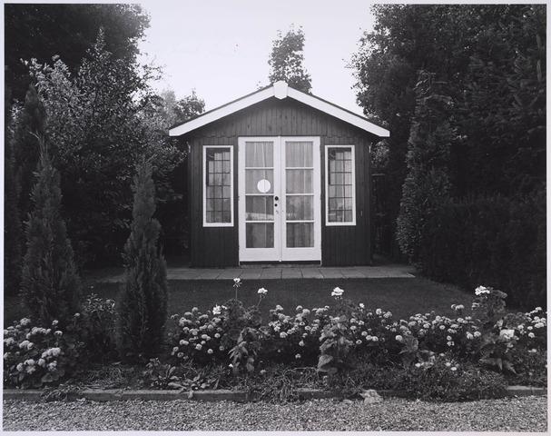 023719 - Huisje op het volkstuincomplex ter hoogte van het Leijpark en de Kempenbaan
