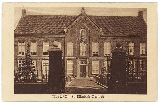 000515 - St. Elisabethgasthuis aan de Gasthuisstraat.