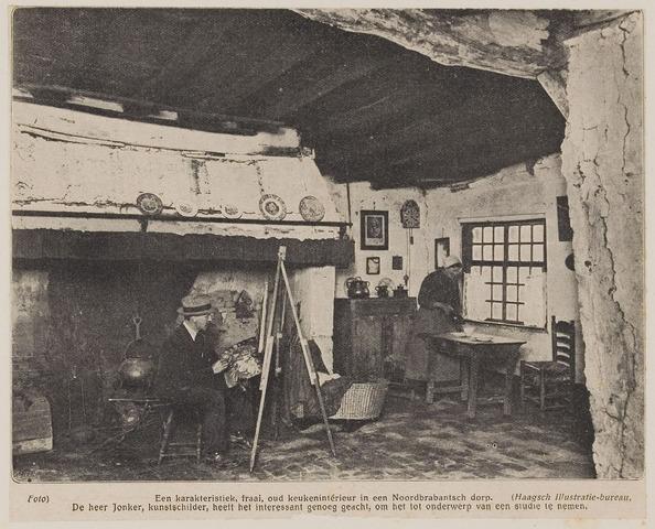 076532 - Het Brabantse plattelandsleven.