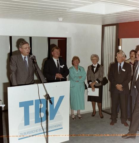 1237_012_902_009 - Tilburgse Bouwvereniging (TBV): feestelijke bijeenkomst.