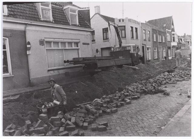 017224 - Werkzaamheden aan de riolering in de Capucijnenstraat