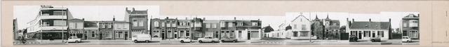 1625_0039 - Fotostrook; straatwand; panden aan de linten en hoofdverbindingswegen in het centrum van de stad; ; foto's werden tussen 1976 en 1985 gemaakt. (foto gemaakt in periode 1976-1985)