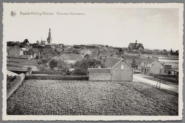065452 - Baarle-Hertog, Baarle-Nassau; Panorama Alphenseweg