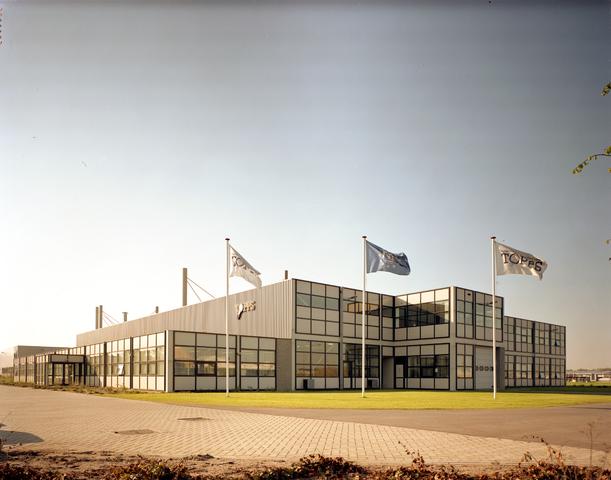 D-001729-1 - Topps (turbine overhaul power plant support; het bedrijf richt zich op het onderhoud van vliegtuigmotoren)/Chromalloy Turbine Support