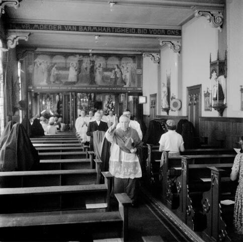 050364 - H. mis t.g.v. 100-jarig bestaan van de kweekschool van de Zusters van Liefde Oude Dijk, Tilburg.
