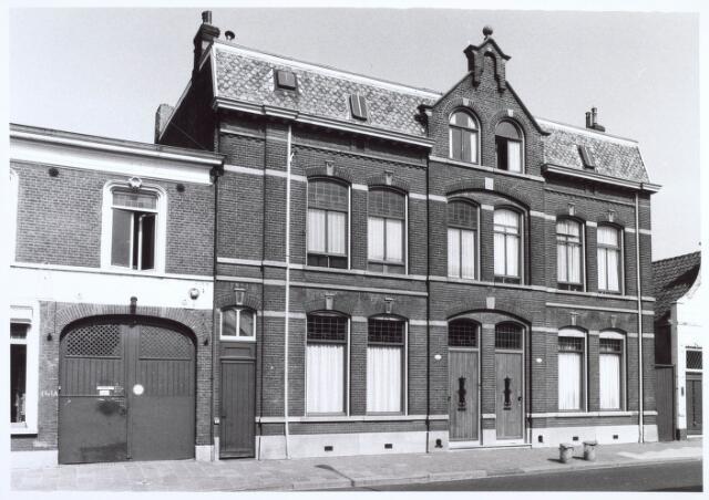 019538 - Panden Goirkestraat 137 (rechts) en 139 (links)