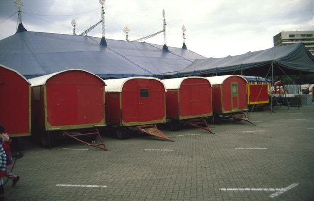 656896 - American Circus op het Laarveld in Tilburg.